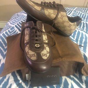 Men's Classic Gucci Sneakers